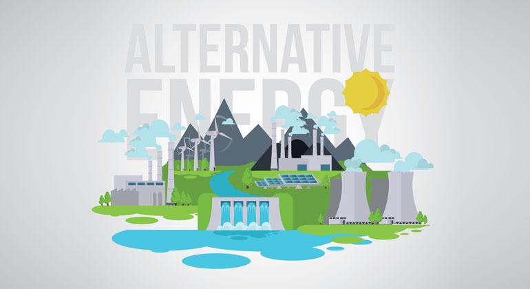 Erneuerbare erreichen 2020 erstmals Anteil von mehr als 50 Prozent an Nettostromerzeugung
