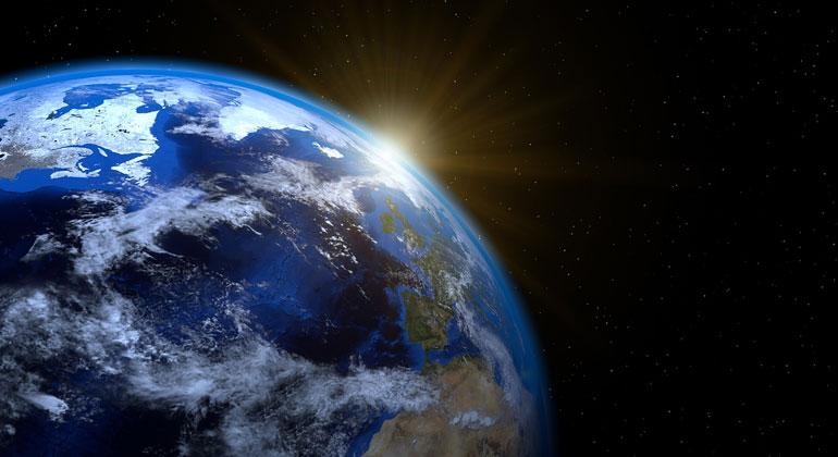 Deutsche blicken pessimistischer auf Klimaschutz