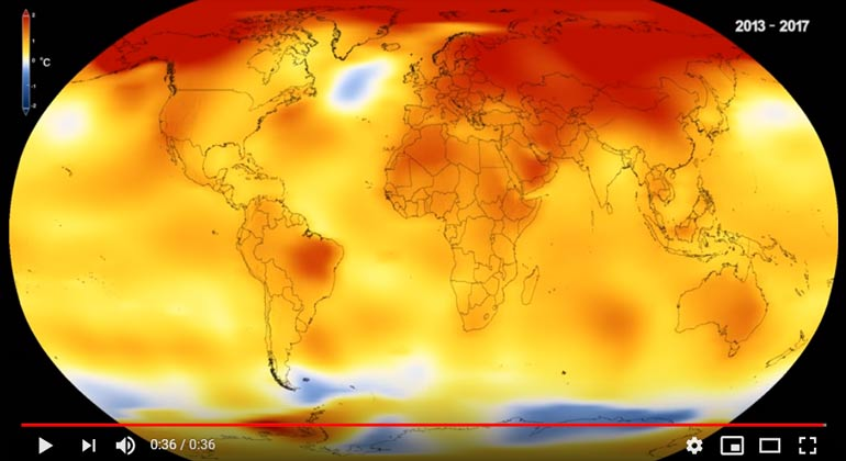 "Global warming didn't pause – researchers disentangle ""hiatus"" confusion"