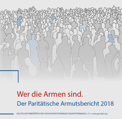 der-paritaetische.de   Ein Novum ist, dass der Bericht unter anderem erstmals der Frage nachgeht, wer die rund 13,7 Millionen Menschen, die in Deutschland in Armut leben, faktisch sind.