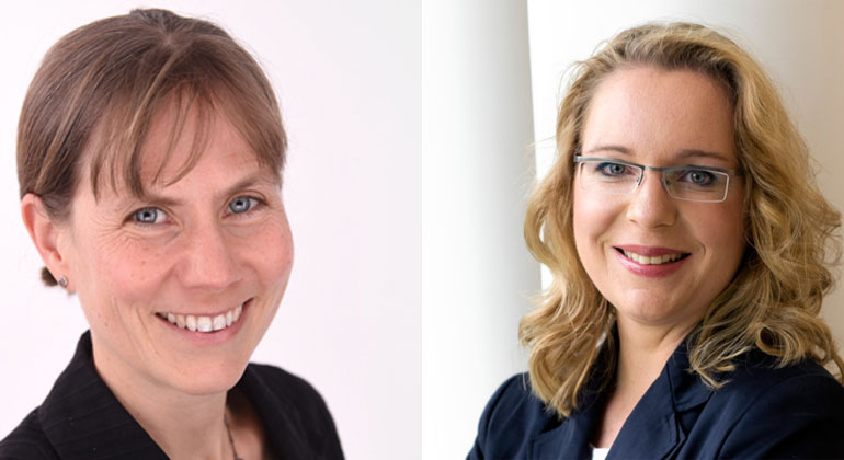 Prof. Dr. Sonja Peterson (Copyright: IfW) | Prof. Dr. Claudia Kemfert (Copyright: DIW)