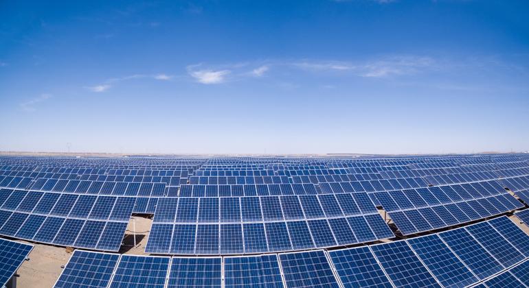 Depositphotos | chungking | IHS Markit erwartet ein starkes Wachstum des Photovoltaik-Weltmarktes 2019.