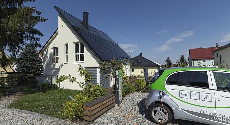 Solarautarke Häuser bestehen den Leistungstest