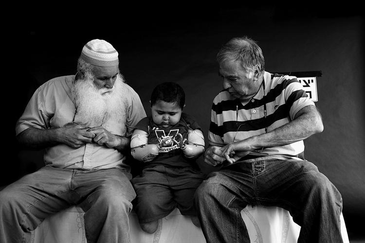 UNICEF | Rina Castelnuovo, Israel (Freie Fotografin) | Der dritte Preis: Über alle Grenzen