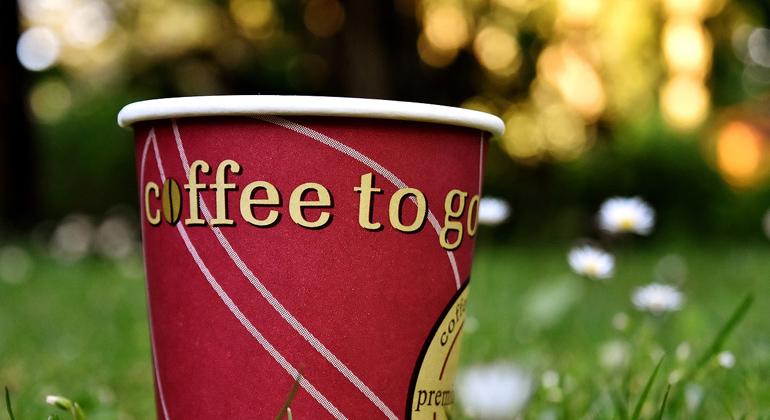 Tübingen plant Steuer auf Kaffeebecher und Einwegverpackungen