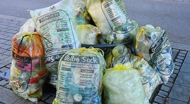 Entsorgung von Verpackungen wird umweltfreundlicher