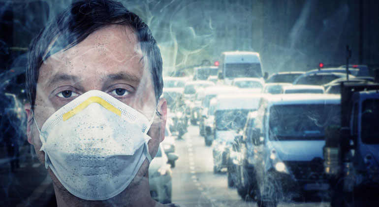Which particulate air pollution poses the greatest health risk?