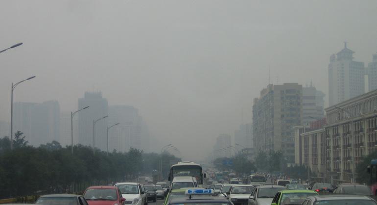 pixelio.de |MartinaBoehner | Smog in Peking