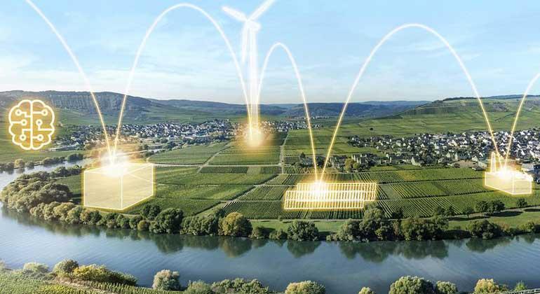 Alpiq | Mittelfristig soll der Speicher im Kanton Graubünden auch Primärregelleistung anbieten können.