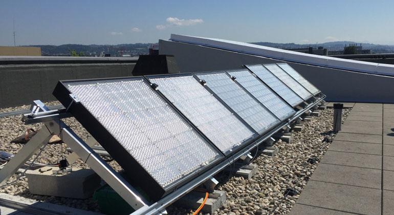insolight.ch | Solarzellen von Insolight sind ein Rekordbrecher.