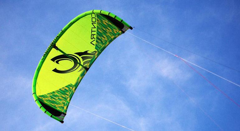 uc3m.es | Ein Lenkdrachen erntet Windenergie zur Stromerzeugung