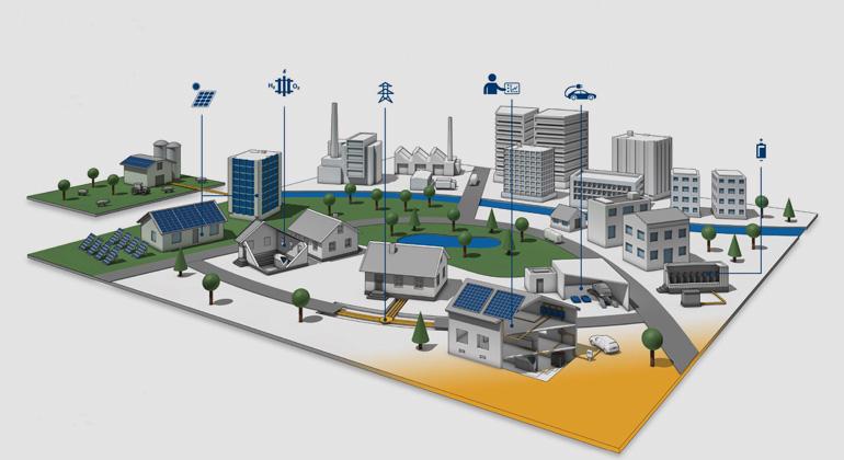 dlr | Energiemanagement für die Stadt von morgen
