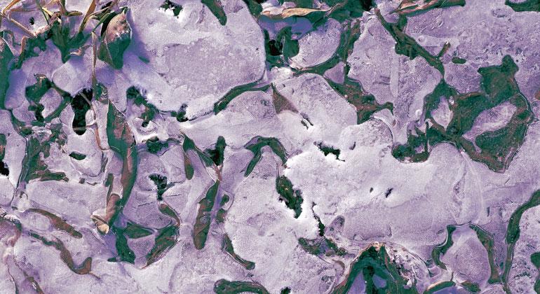pixabay.com | Arcaion | Als Folge der Erderwärmung schrumpfen viele Permafrostgebiete.