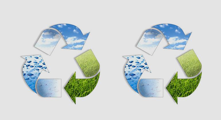 Fotolia.com | Eray-Haciosmanogl | Verbrauchern sollte die Sammlung von Wertstoffen so einfach wie möglich gemacht werden. Eines der größten Probleme beim Recycling sind Verpackungen aus verschiedenen Materialien.