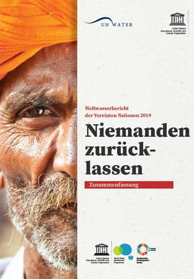 unesco.de | Der Weltwasserbericht erscheint in jedem Jahr zu einem unterschiedlichen Thema, das identisch ist mit dem Thema des Weltwassertags, der seit 1993 jährlich am 22. März begangen wird, ausgerufen von der UN-Generalversammlung (A/RES/47/193).