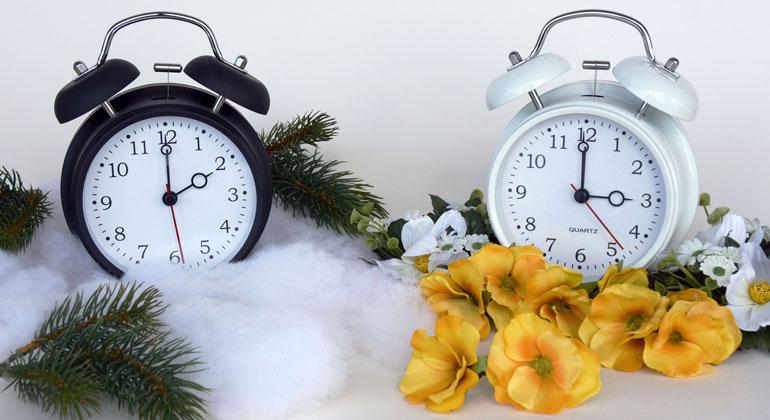 pixabay.com | annca | Nächsten Sonntag ist es auch schon wieder soweit - dann beginnt die Sommerzeit. 2021 sollen die Uhren in Europa nun letztmalig umgestellt werden.