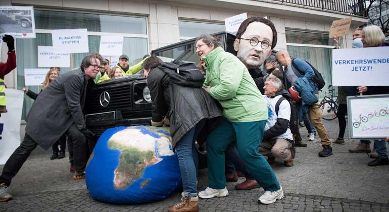 campact | Ruben Neugebauer | Klimakrise stoppen – Verkehrswende jetzt!