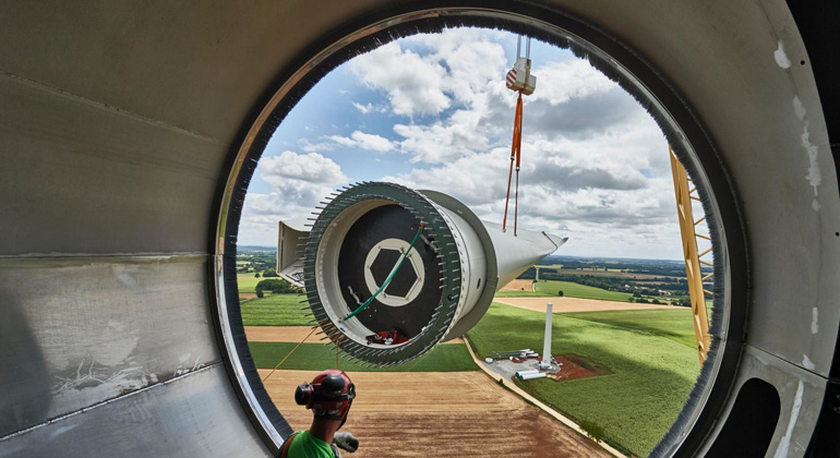 IG Windkraft | GWEC | Windturbine in Latin America