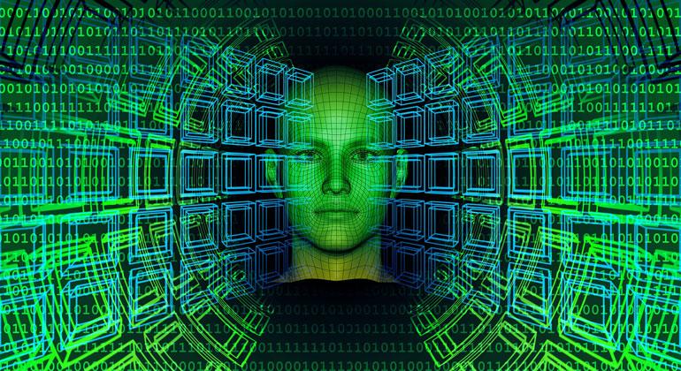 pixabay.com | geralt | Künstliche Intelligenz wird bei der Überwachung von Photovoltaik-Anlagen künftig eine immer größere Rolle spielen.