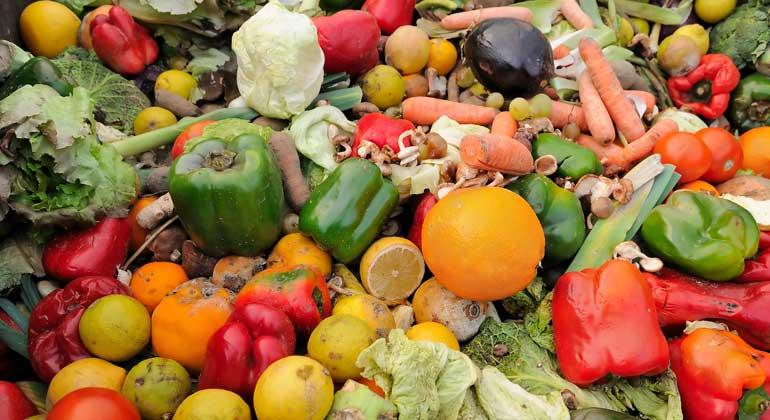 Lebensmittelabfälle verursachen 3,3 Milliarden Tonnen CO2