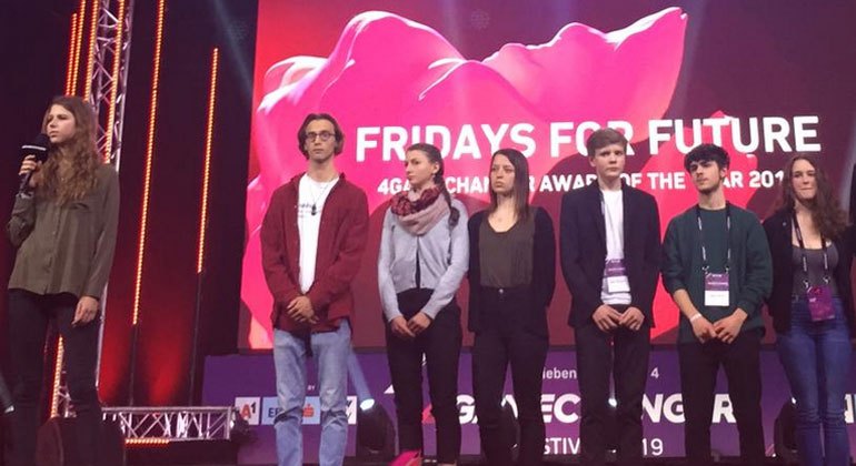 Fridays for Future Vienna