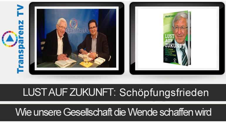 Franz Alt im Gespräch mit Frank Farenski.
