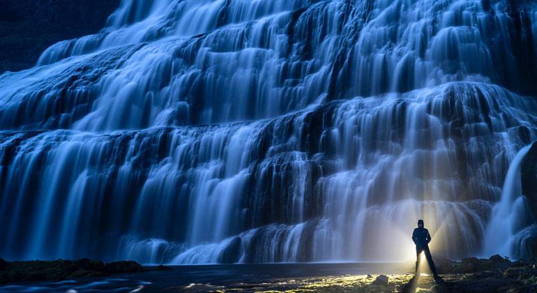 ZDF/Uli Kunz | Wasserfälle, Geysire und reißende Flüsse – auf Island kann man Wasser in all seinen Erscheinungsformen erforschen.