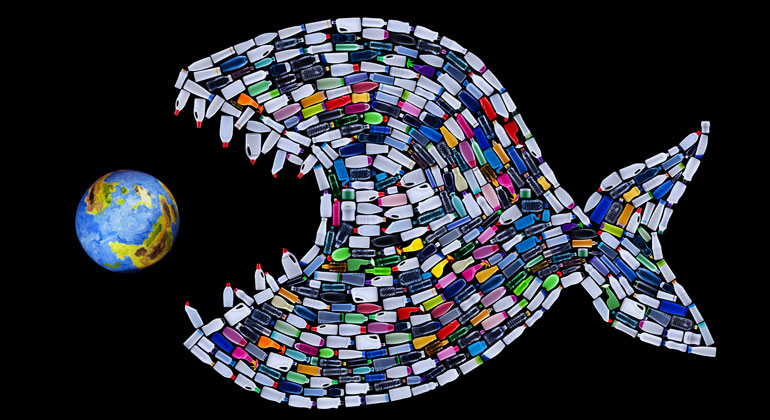Mikroplastikbelastungen in Seen und Gewässern reduzieren und vermeiden!