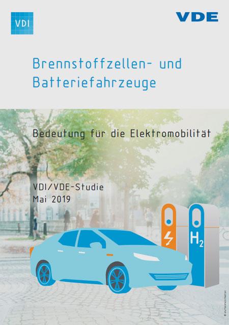 vde.com | Die Autoren der Studie sind sich einig: Die Bundesregierung muss schnellstens gleichermaßen für Brennstoffzellen- und Batteriefahrzeuge Anreizsysteme schaffen und Infrastrukturen aufbauen.