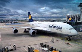pixabay.com | PitKarges | Der Lufthansa-Konzern stieß 2018 fast 13 Prozent mehr Treibhausgase aus als noch ein Jahr zuvor.