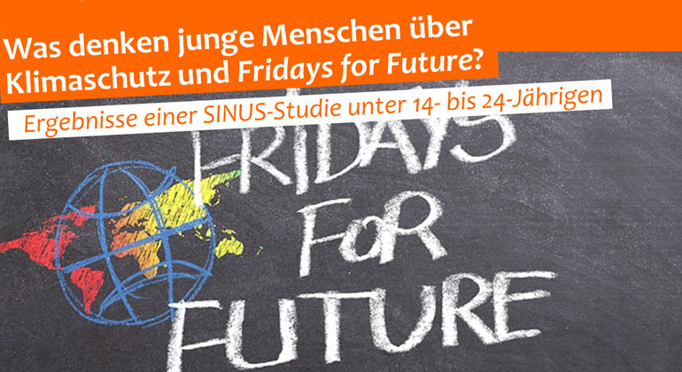 """sinus-institut.de   """"Unsere Studie zeigt: Die Jugend traut der älteren Generation nicht zu, dass sie etwas tut, um die Klimakatastrophe abzuwenden"""", sagt Dr. Marc Calmbach, Director Research & Consulting am SINUS-Institut."""