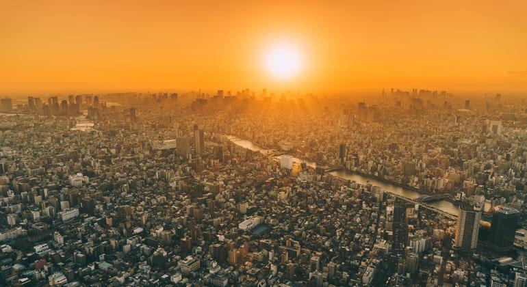 unsplash.com | Arto Marttinen | Tokio