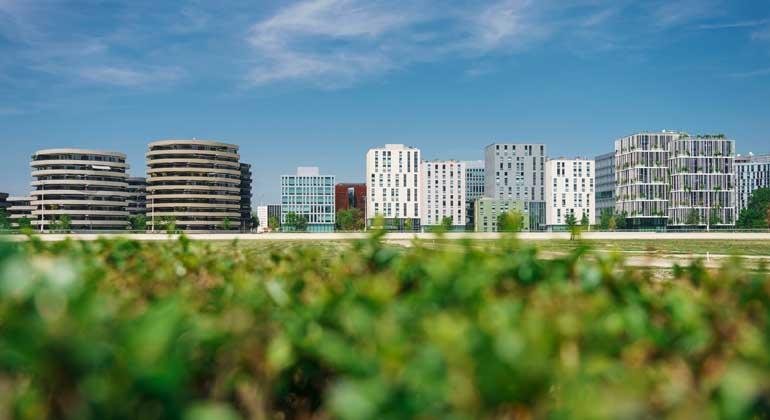 Wien Energie - Christian Hofer | Das ist die Vision, die nach dem Sommer Realität sein wird: Im Rahmen eines Innovationsprojekts von Wien Energie entsteht im Viertel Zwei eine der ersten Energiegemeinschaften Europas.