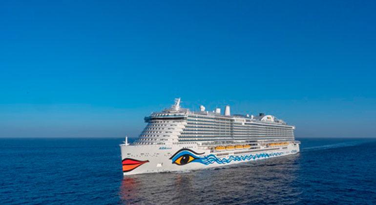 AIDA Cruises | Mit AIDAnova hat AIDA Cruises 2018 das erste LNG-Kreuzfahrtschiff in Dienst gestellt. 2020 steigt das Unternehmen nun auch in die praktische Nutzung von Batteriespeichersystemen an Bord großer Kreuzfahrtschiffe ein.
