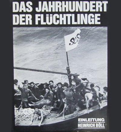 Deutsches Komitee Not-Ärzte e.V. | 1979 und 1980 flohen die Boatpeople aus Vietnam, weil sie sich den Verfolgungen und Unterdrückungen der kommunistischen Diktatur nicht länger aussetzen wollten. Als die Cap Anamur zur Rettung von Flüchtlingen startete, waren bereits eine Viertel Million Boatpeople ertrunken - so die damaligen UNO-Angaben. Cap Anamur und ein französisches Rettungsschiff konnten dann einige Zehntausend von ihnen retten.