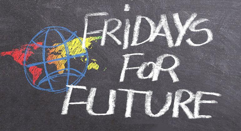 """Die """"Fridays For Future""""-Bewegung ist zurück"""