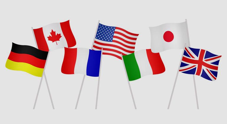 G7-Erklärung: Wettrennen zur Klimaneutralität nimmt Fahrt auf