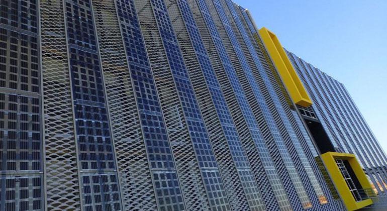 Aktive Gebäudehüllen kühlen die Städte