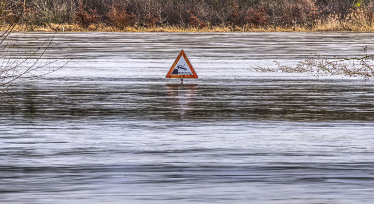 Climate Change Affects Floods in Europe