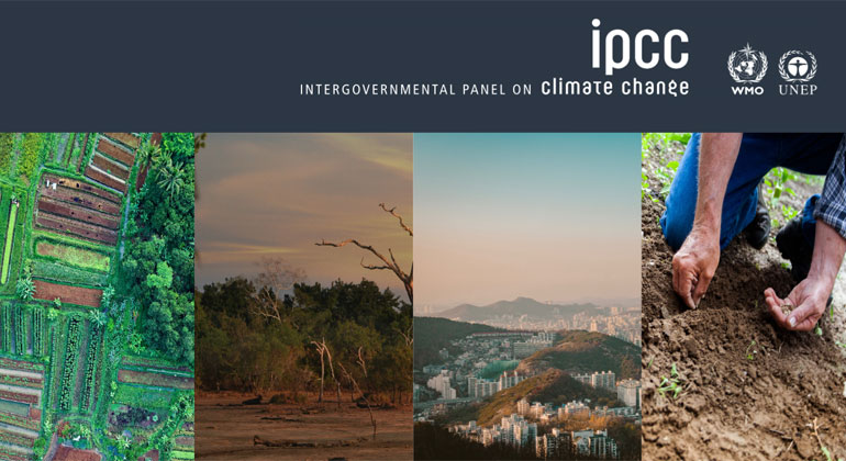 New IPCC Special Report on Land Use and Climate Change