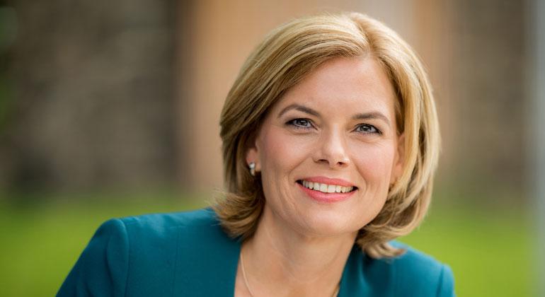 CDU Rheinland-Pfalz | Bundesministerin Julia Klöckner