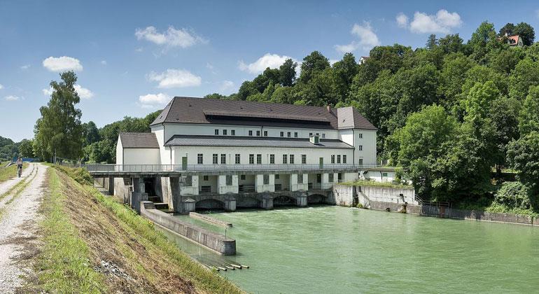 Der Wasserkraft geht in Bayern das Wasser aus