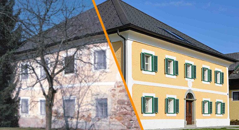 Wärmesanierung von Gebäuden lohnt sich