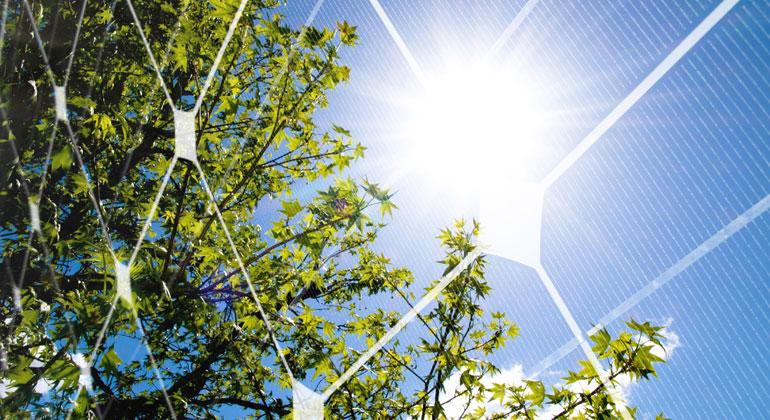 Viel Sonne und Wind sorgen für Stromrekorde