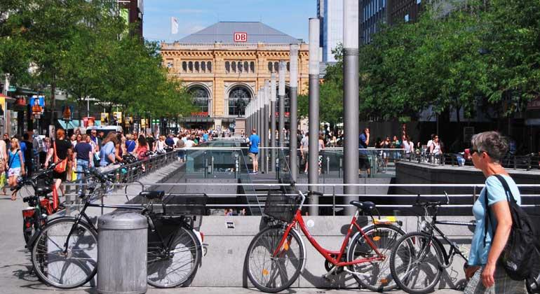 Europäer sind überwiegend zufrieden mit der Lebensqualität in ihrer Stadt