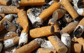 pixabay.com | Semevent | Zigarettenstummel