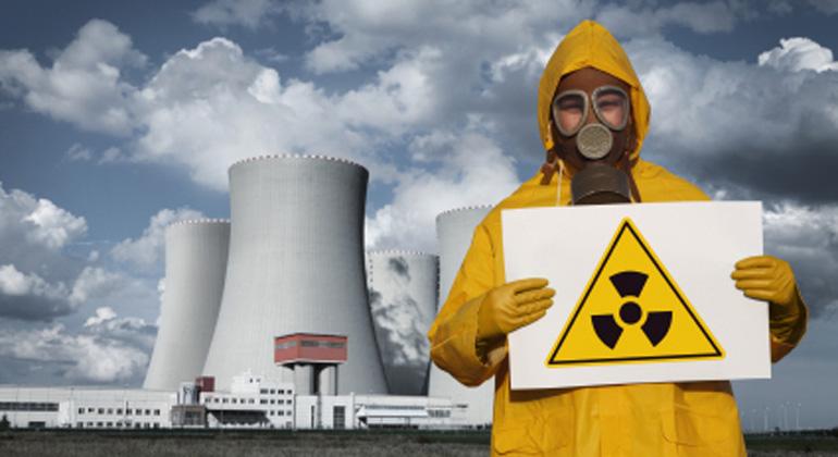 Stoppt den nuklearen Aufrüstungswahnsinn
