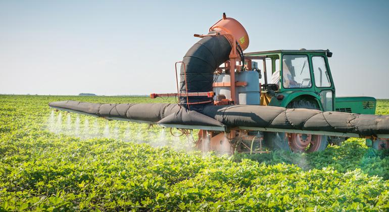 Depositphotos | fotokostic | Der enorme Anstieg der Toxizität in der US-Agrarlandschaft ist auf Neonicotinoide zurückzuführen.