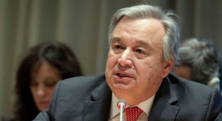 Klima-Sondergipfel in New York: UN-Chef setzt Regierungen unter Druck