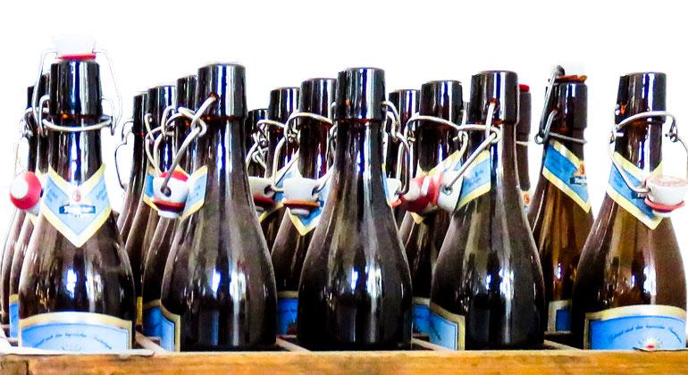 pixabay.com | GerhardGellinger | Mehrwegflaschen aus der Region sind aus Umweltsicht die beste Wahl bei Getränkeverpackungen. Ihr Anteil am Gesamtverbrauch wird jedoch immer geringer.
